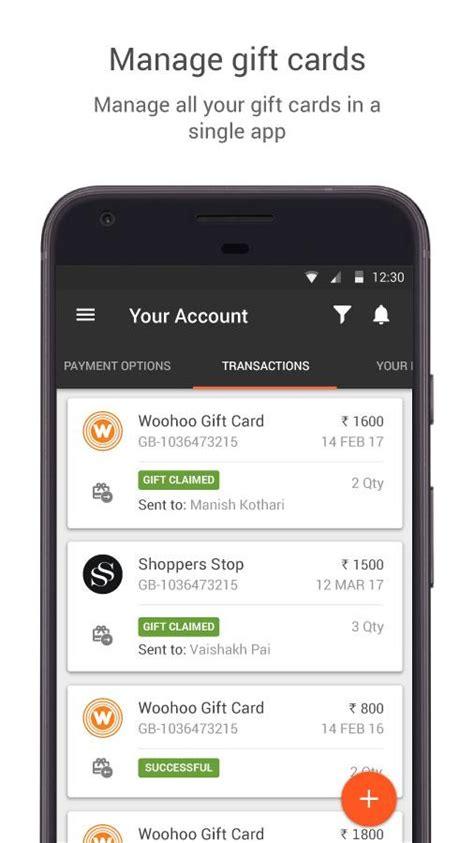 Send A Digital Google Play Gift Card - woohoo digital gift cards android apps on google play