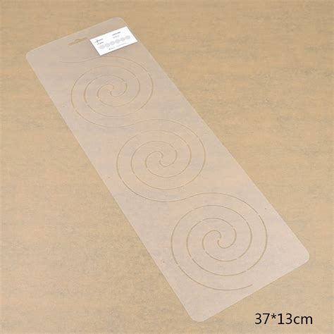 Quilting Templates Plastic quilting stencil template for craft stitch sewing diy