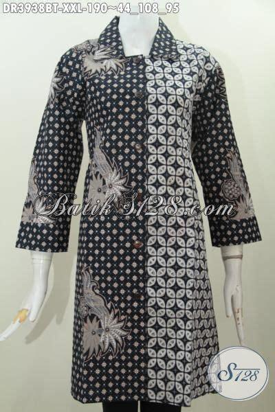 Jual Baju Untuk jual baju batik 3l untuk kerja dan acara resmi pakaian batik modis motif bagus proses kombinasi