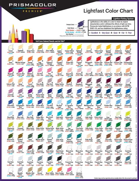 coloring pages bliss color chart prismacolor vs polychromos colored pencils comparison