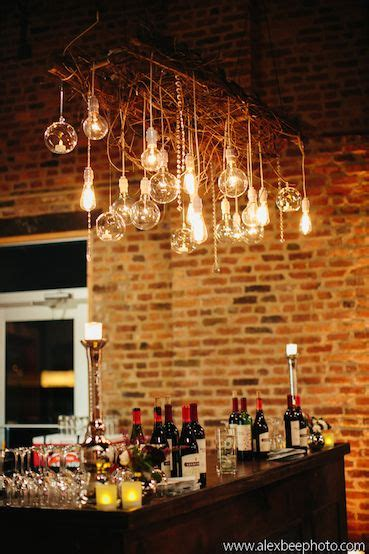 light bulb store houston edison lights with orb votives and garland by