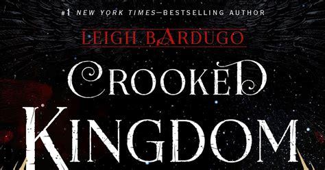 libro crooked kingdom book 2 carina s books cover reveal crooked kingdom by leigh bardugo