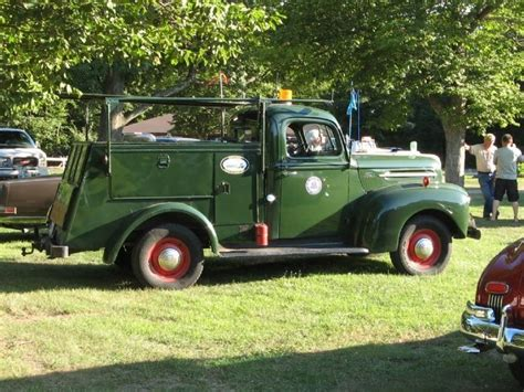 bell ford service vintage ford late 1940 s service truck vintage trucks