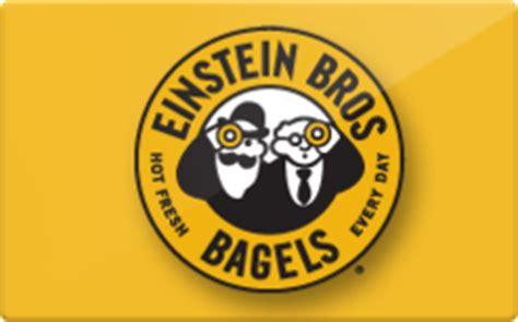 buy einstein bros bagels gift cards raise - Einstein Bagels Gift Card