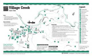 Purtis Creek State Park Map by The Gulf States Mycological Society Gulf States