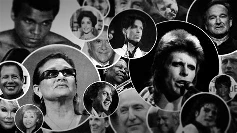 celebrity death list 2016 no 2016 wasn t the worst year for celebrity deaths and