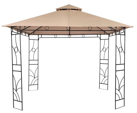 tenda gazebo tenda gazebo paviljon sa metalnom konstrukcijom 3 x 3 m