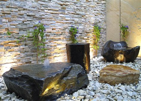 Garden Decoration Waterfall by Gorgeous Picture Of Decorative Indoor Garden Decoration