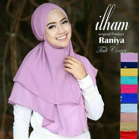 Jilbab Instan Tali Renda 81 best model terbaru 2017 images on