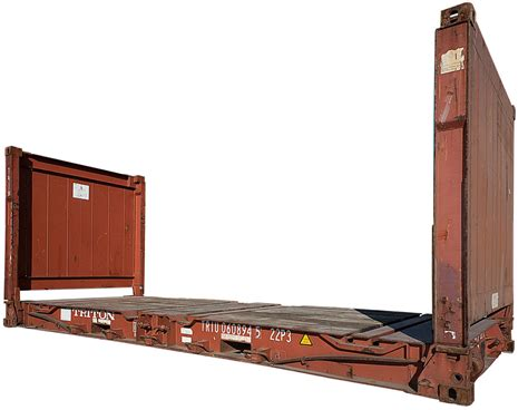 Flat Rack Container by Used Shipping Containers For Sale Second Shipping