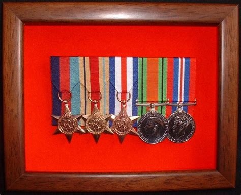 Modern Combat 5 windsor medals full size military medals court mounting