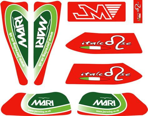 Kart Aufkleber Set by Pin Kart Stickers On Pinterest