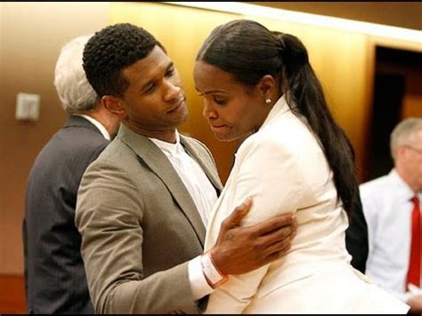 Ushers Canceled Wedding What Happened by Usher To Keep Custody Of His 2 Sons Gives Ex