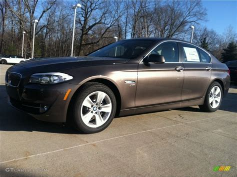 mojave color 2012 mojave brown metallic bmw 5 series 528i xdrive sedan