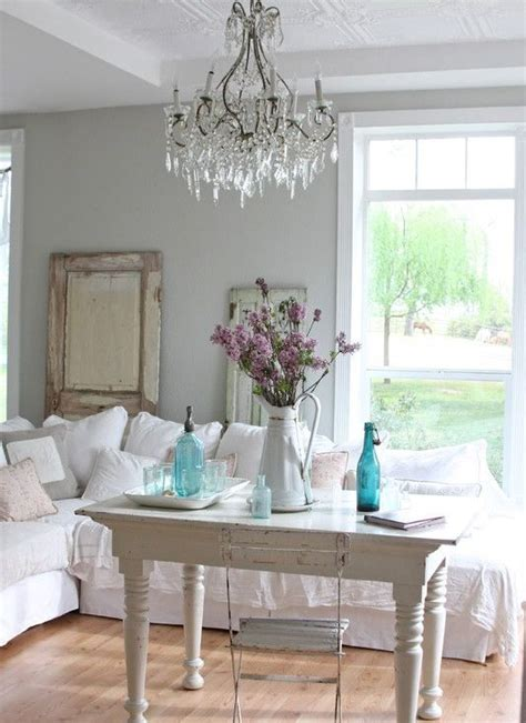 shabby chic livingroom 85 cool shabby chic decorating ideas shelterness