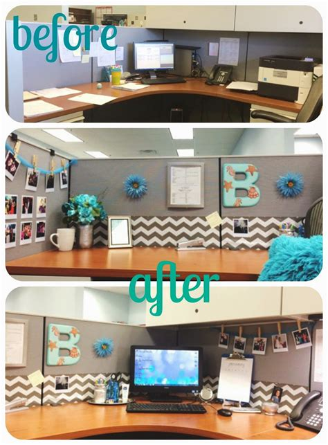 Diy Desk Glam Give Your Cubicle Office Or Work Space A Office Desk Decoration Items