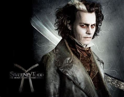 Im To See Sweeney Todd by 1000 Images About Tim Burton S Lover On