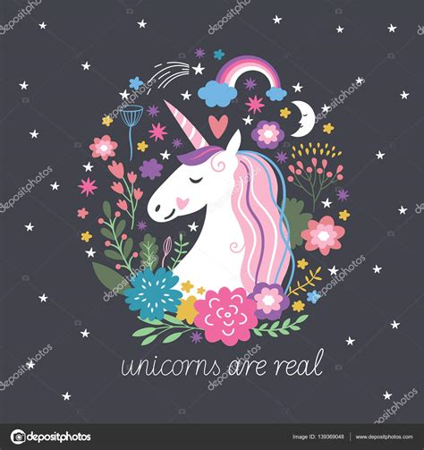 unicorn fairy tale illustrations unicorn fairy tale background stock vector 169 birdhouse
