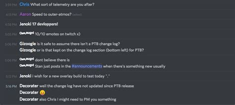 discord chat formatting markdown text 101 chat formatting 100 images is there