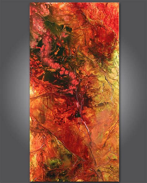 acrylic painting in layers cujas original acrylic and rice paper layered painting