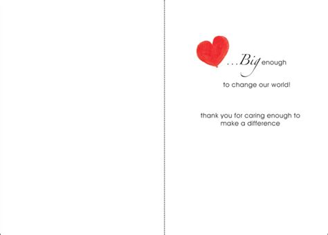 Thank You Note From To Volunteer buy thank you notes for volunteers it takes two inc