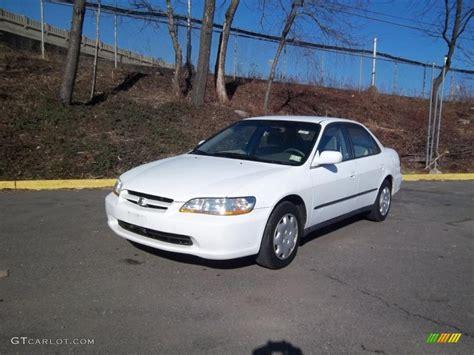 1998 honda accord white 1998 taffeta white honda accord lx sedan 46344912 photo