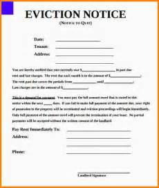 9 eviction notice forms nypd resume