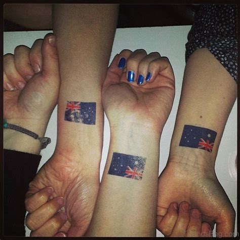 american flag wrist tattoo 19 phenomenal flag tattoos on wrist