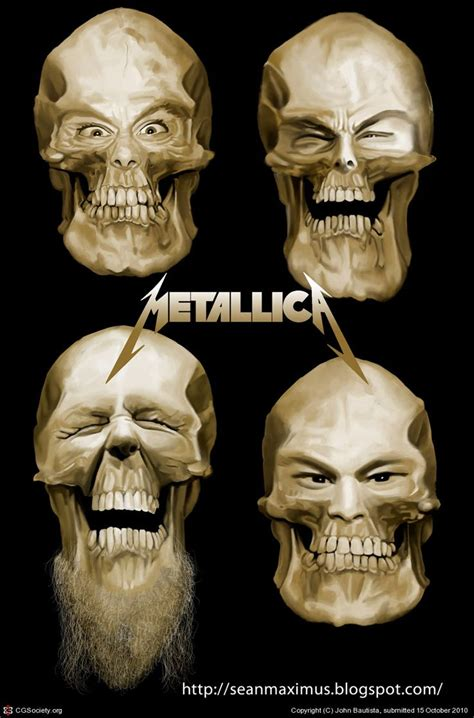 Metallica Skull 270 best images about metallica on metallica