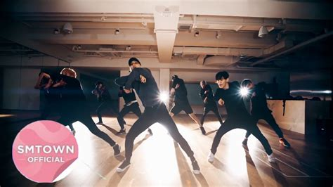 tutorial dance exo monster dance mirror exo monster dance practice ver mirrored