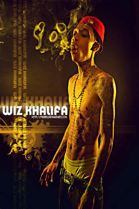 Wiz Khalifa Iphone Wallpaper