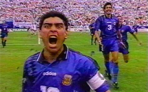 maradona admitted argentina team took performance
