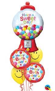 birthday balloon bouquet the balloon shop gumball birthday balloon bouquet