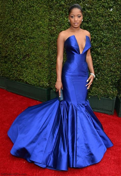 Emmys Fashion Goes White And Blue by The 2014 Emmy Awards Fab Fashion Fix