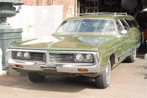 green station wagon john lennon s 72 chrysler station wagon up for grabs