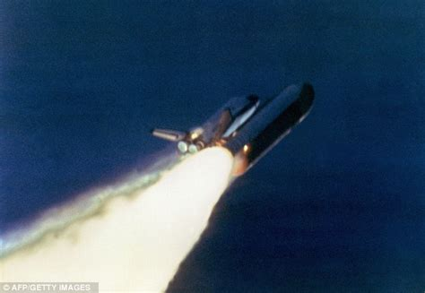 when did the space shuttle challenger up challenger explosion never before seen footage