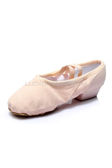 Flat Shoes Sneaker Pink Db2642 s pink canvas shoes ballet