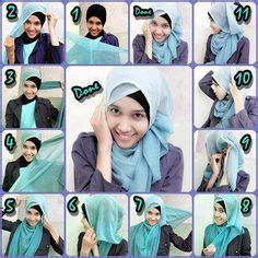 tutorial hijab paris modern 1000 images about hijab on pinterest tutorial hijab