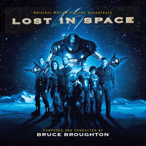 Lost In Space bruce broughton s complete lost in space score to be