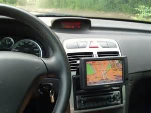 Peugeot 307 Dashboard Ms5000 Scherm Inbouw Unit Voor Peugeot 307 Navigatieforum