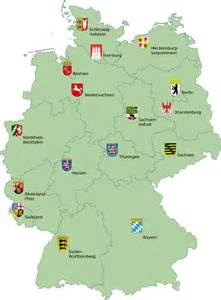 map of germany for fitxategi map germany with coats of arms png