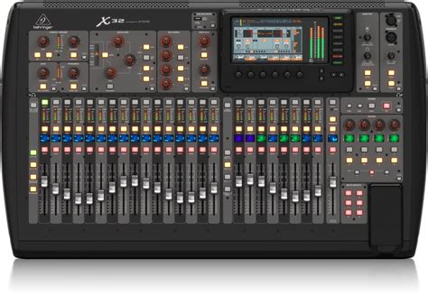 Sound Wave by X32 Digital Mixers Mixers Behringer Categories