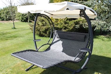 swing seat bed two person hammock with canopy steel 2 person bed