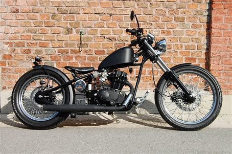 Motorr Der Kaufen by Heist Bobber Motorrad Fotos Motorrad Bilder
