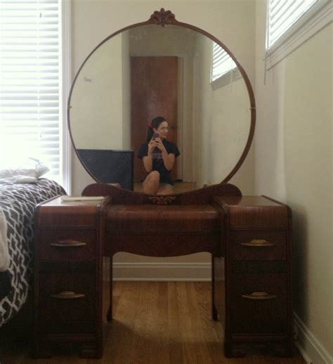 antique vanity table craigslist the low on estate sales from my one experience c