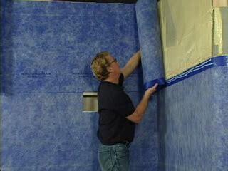 Waterproof Membrane For Shower by Surface Waterproof Sheet Membrane Fabric For Bathroom Tile