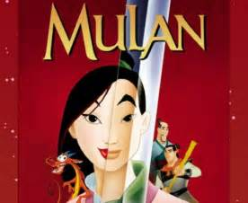 mulan 1998 film cartoonson
