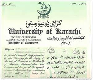 Birth Attestation Letter Degree Attestation In Pakistan