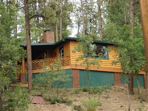 pinetop arizona cabin rental vacation 4 white mountain