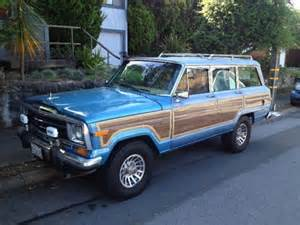 1991 Jeep Grand Wagoneer For Sale Year 1991 Jeep Grand Wagoneer For Sale Photos